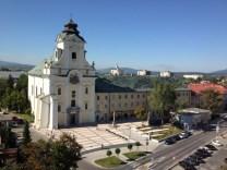 kostol svätej trojice - Prievidza