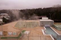 termálne bazény - kúpalisko Vrbov