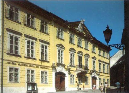 Mirbachov palác