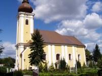 Nemšová kostol