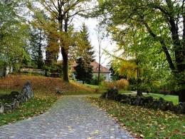 Zámok Bojnice - park