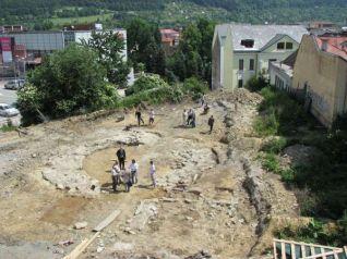 Pozostatky Žilinského hradu