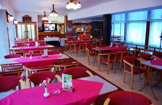 Reštaurácia Hotel FIS