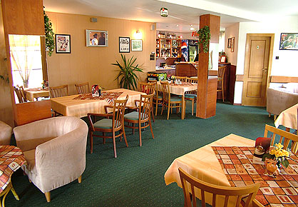 Reštaurácia penzión family