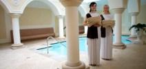 wellness hotela Elisabeth Trenčín - rímske kúpele