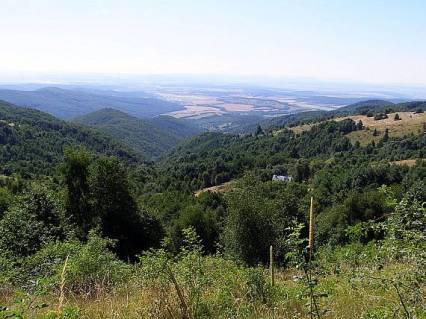 Slovenské rudohorie a jeho okolie