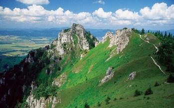 vrchy vo Veľkej Fatre
