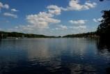 Vodná nádrž Duchonka - letné obdobie