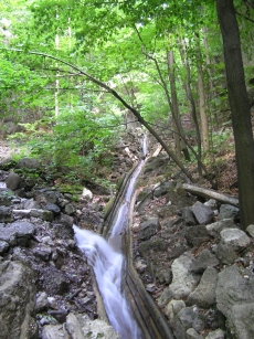 vodný žľab Rakytovo