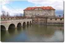 Holíčsky hrad - vodný hrad