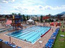 vonkajší plavecký bazén Kúpalisko Bešeňová