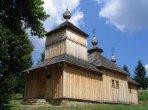 drevený kostolík - Svidník