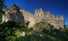 Tematín - zrúcanina hradu
