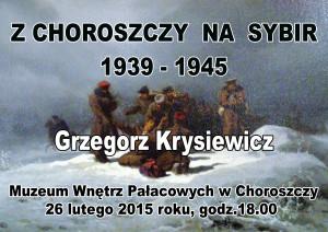 Z CHOROSZCZY  NA  SYBIR _01_594x420_poster_A2_
