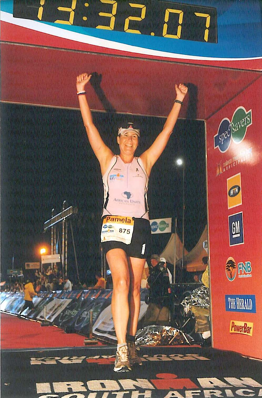 Ironman South Africa 2009!