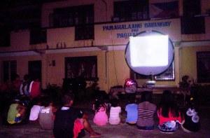 Paghaluban and Bulan film showing 003