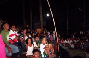 Paghaluban and Bulan film showing 017