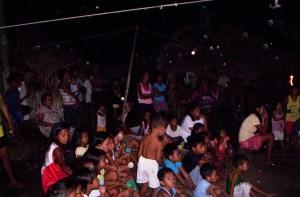 Paghaluban and Bulan film showing 018