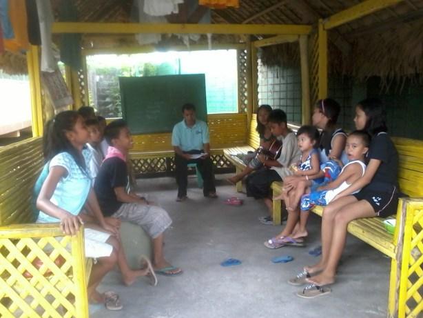 Irosin youth discipleship