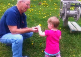 Grandpa and Alex