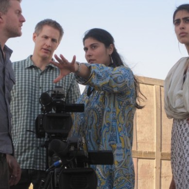 Sharmeen Obaid Chinoy is Pakistan's first Oscar Nominee