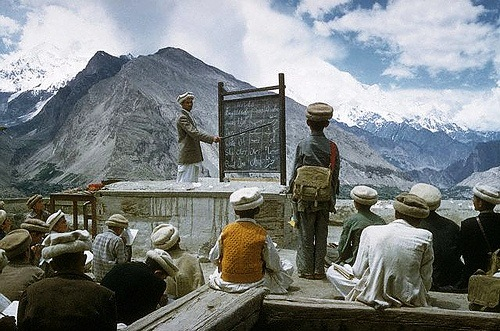 Hundred years of Government Model School Karimabad, Hunza