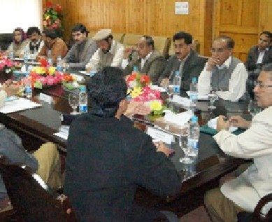 GB Cabinet decides to reactivate cellular networks in Ghizar and Astore, special force to be deployed on KKH
