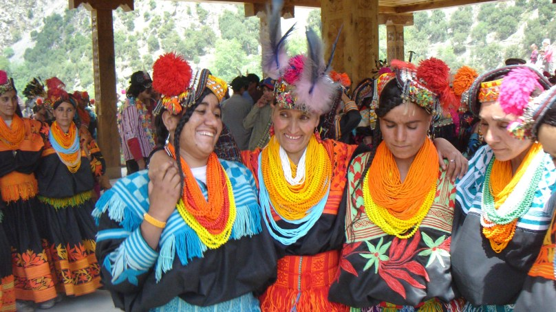 NCHR chairman inquires about Kalash valley community's issues
