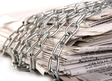 12 newspapers in Gilgit-Baltistan shut down printing to protest non-payment of govt dues