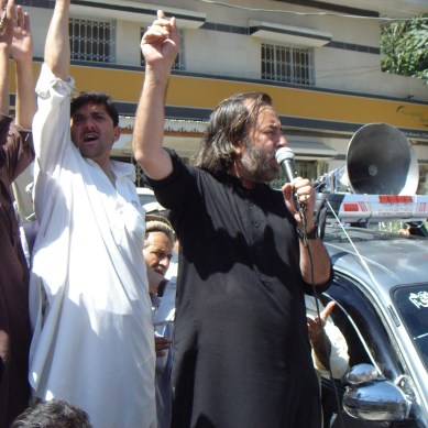 FIRs registered against protesters