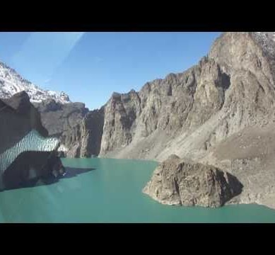 KKH realignment: Chinese Survey team reaches Gojal