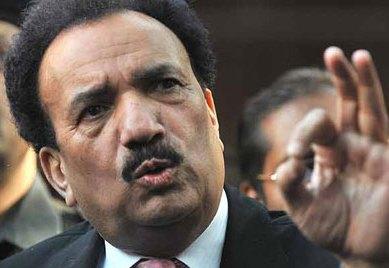 Terrorists fleeing to Gilgit – Baltistan, says Rehman Malik