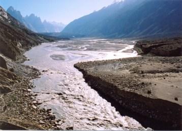 Braldu River