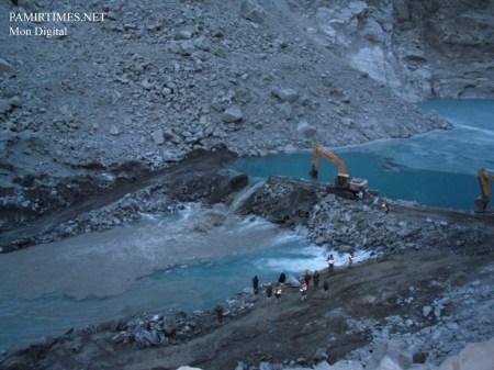 Gojal Attabad spillway  (4)