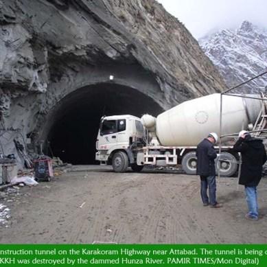 Gojal: Karakoram Highway reconstruction to be completed in 2014