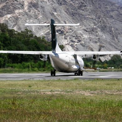 """The dream of getting an """"all-weather"""" airport in Gilgit and Skardu shattered?"""