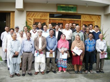 Group photo after the BoD meeting