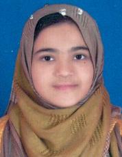 Komal Zehra Zaidi - Second position_HSSC