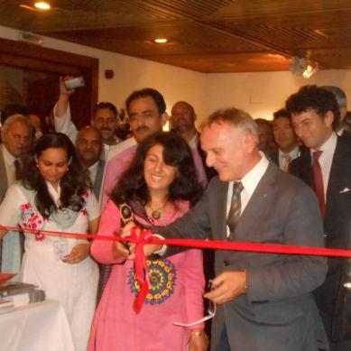 'Italian experience in Karakoram' showcased