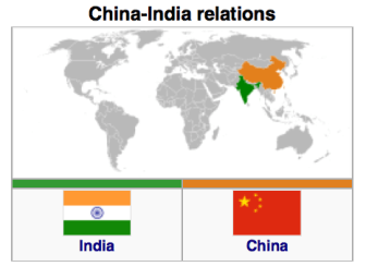 The China Rise And J&K