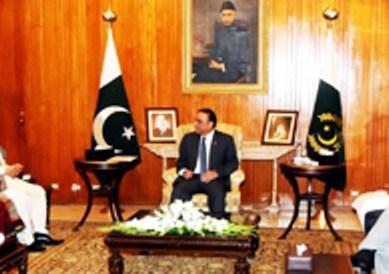 Gilgit-Baltistan's legislators call on President