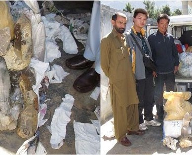 Gilgit: Smuggling bid foiled, two Chinese citizens arrested