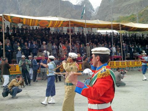 Silk Route Festival Gulmit 2