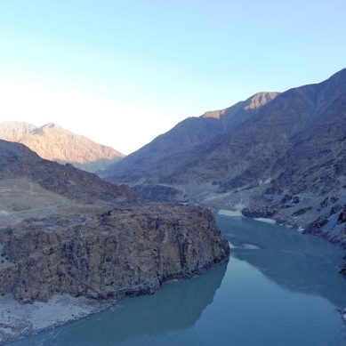 Grand Jirga to resolve Diamer-Bhasha border dispute