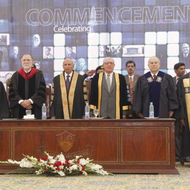 Education Diary – 150th Convocation of Forman Christian College University, Lahore