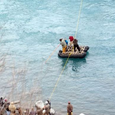 Accident: Bodies of 2 women and 2 kids recovered from Ghizar river, 5 still missing