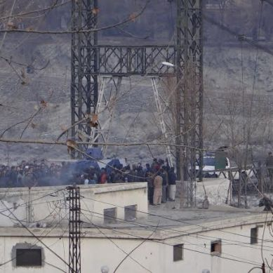 Protesters bring Gilgit city to a standstill, 4 injured due to police firing