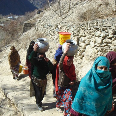 Chitral: Not everyone gets clean drinking water in Bakarabad