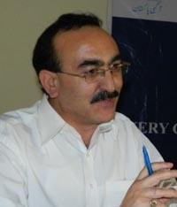 Dr Karim Panah