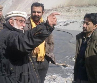 Gojal Bridge Scandal: Contractor not to be paid, says AC Hunza